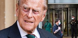 prince philip health update latest news
