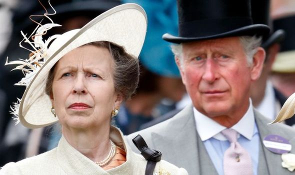 princess anne prince charles latest zara tindall