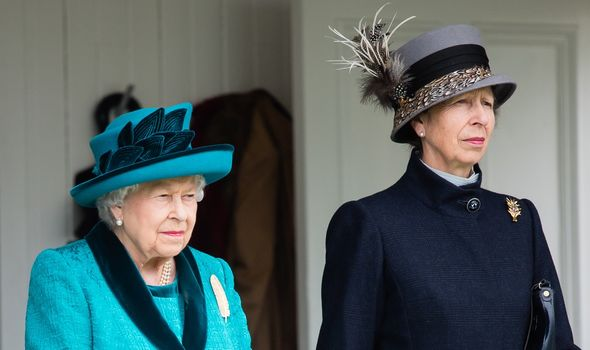 Royal Family news: Anne and the Queen