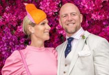 zara tindall royal baby lucal philip news