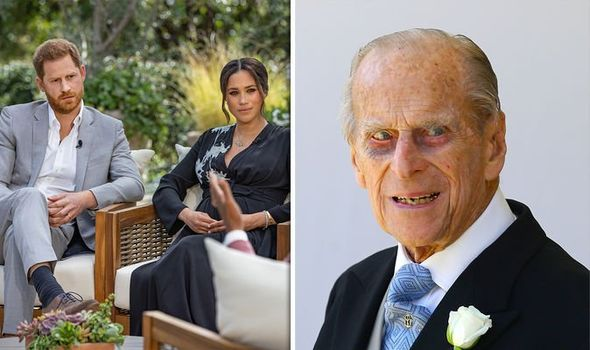 Prince Philip agreed Prince Harry 'should be his own man' — but disagreed with interview