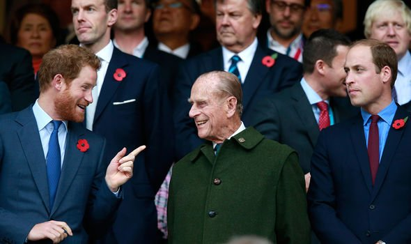 Harry and William's reported feud dates back to approximately 2017