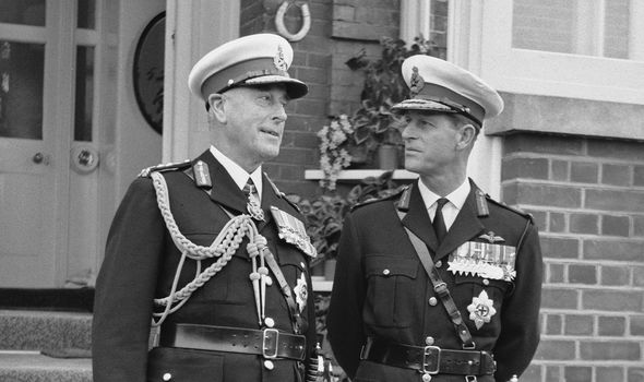 Philip took the surname Mountbatten when he became a naturalised British citizen in 1947
