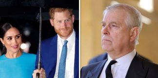 Prince Andrew's blunt jibe towards Meghan and Harry over Eugenie