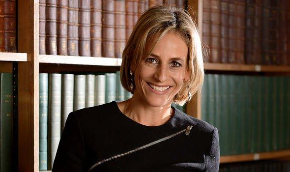 BBC Newsnight's Emily Maitlis