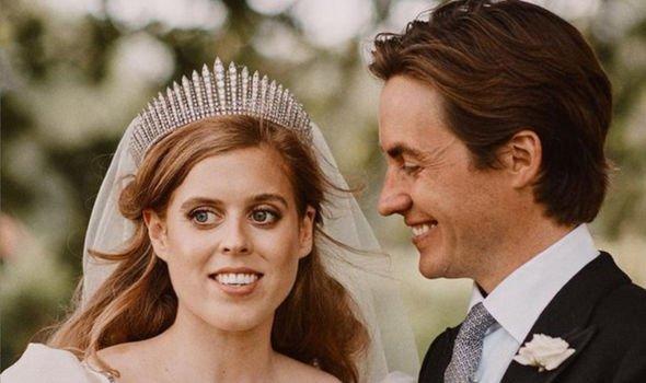 Princess Beatrice secretly wed Edoardo Mapelli Mozzi in July