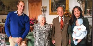 Duke and Duchess of Cambridge remember Philip