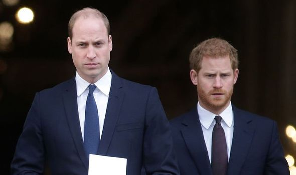 Prince Harry and Prince William are both attending Prince Philip's funeral this Saturday