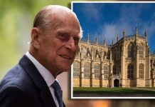 ITV Prince Philip funeral schedule
