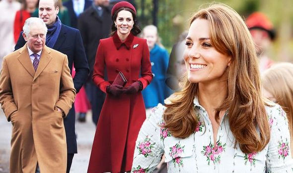 Kate Middleton: Prince Charles royal