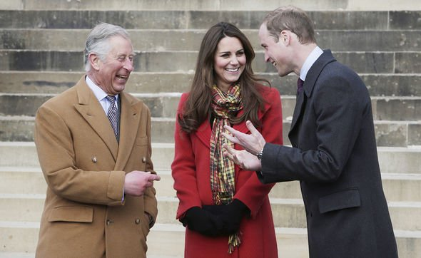 Kate Middleton: Prince Charles royal william