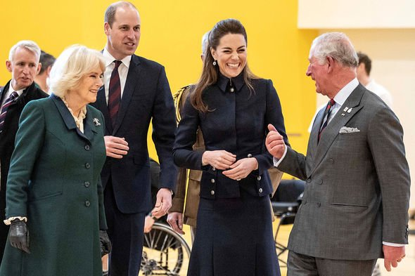 Kate Middleton: Prince Charles william camilla