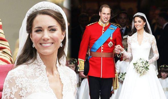 Kate Middleton: Prince William wedding