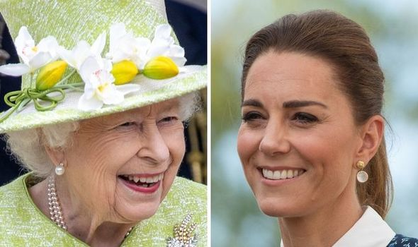 Kate Middleton: The Duchess is thought to be in line to be recognised by the Queen