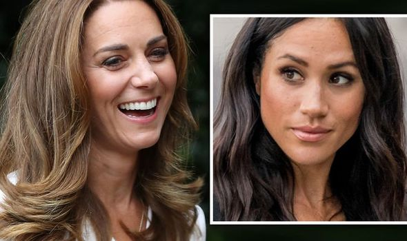Kate, the Duchess of Cambridge, and Meghan Markle took different approaches to their charity work last year