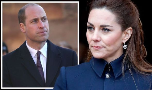 Kate will arrive alone to Prince Philip's funeral as William takes part in procession