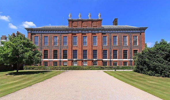 Kensington Palace: The palace was briefly home to Meghan and Harry and still is to Kate and William