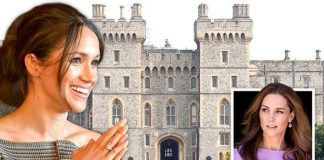 Meghan Markle: The Duchess' first choice of royal residence was Windsor Castle, according to reports
