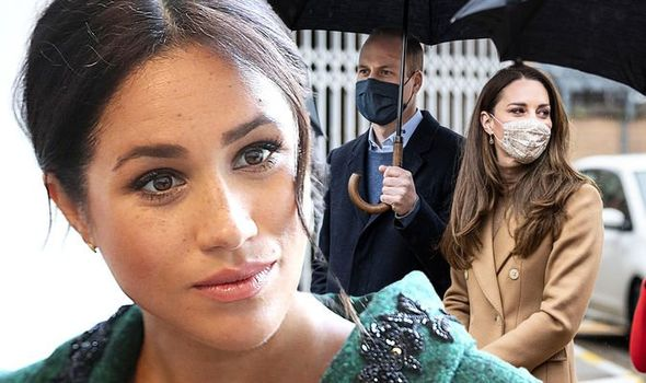 Meghan Markle: The former actress's grievance with Kate and William were retraced