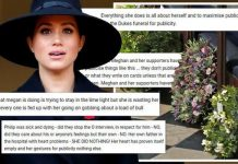 Meghan Markle attacked for leaking wreath details
