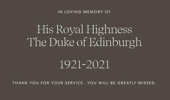 Meghan Markle news prince harry archewell website prince philip dead royal latest
