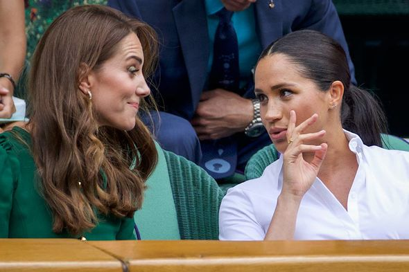Meghan signed multi-million pound deals with Netflix while Kate released the Hold Still book