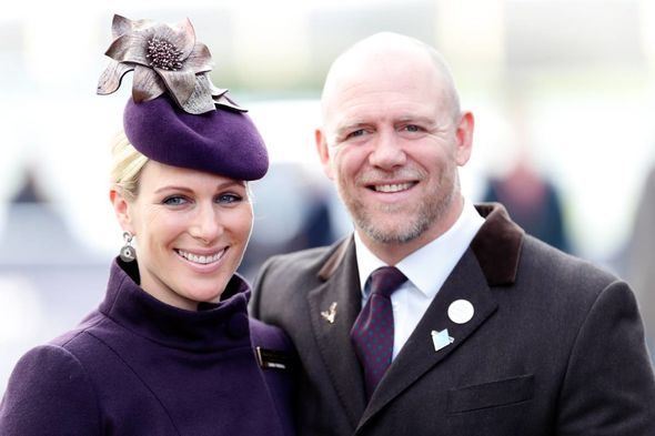 Mike and Zara Tindall named their newborn son after Philip