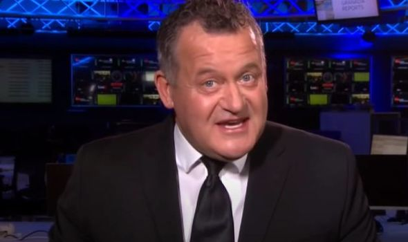 Paul Burrell Queen