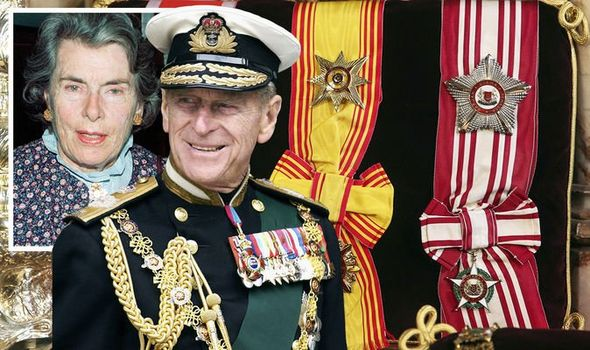 Patricia Mountbatten claimed Palace landed 'final insult' on cousin Prince Philip