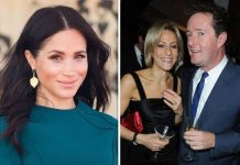 Piers Morgan, Emily Maitlis and Meghan Markle