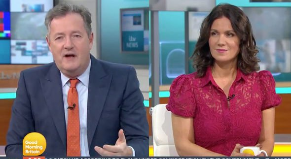 Piers Morgan quit Good Morning Britain after five years