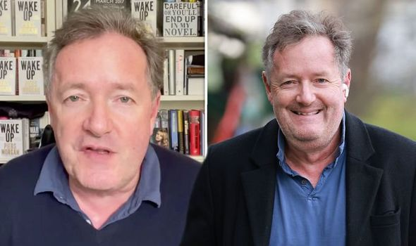 Piers Morgan said he has some 'incredible news' to announce