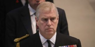 Prince Andrew's comeback rattles Palace