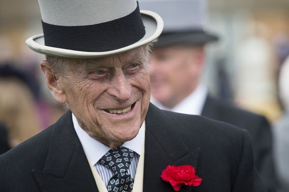 Prince Charles passed away on Friday