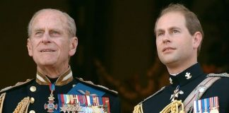 Prince Edward news: Edward had a strong relationship with Philip