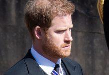 Prince Harry UK return