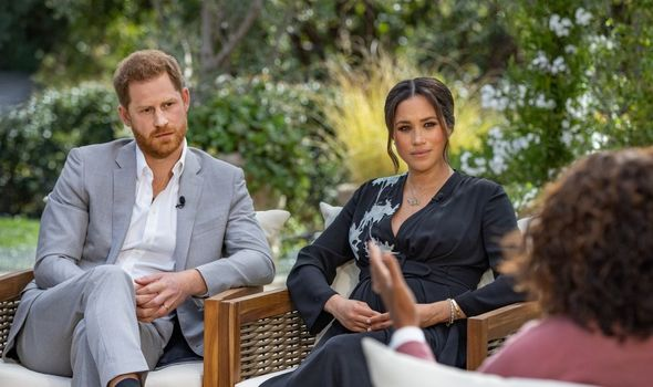 Prince Harry and Meghan Markle's interview with Oprah has dominated headlines