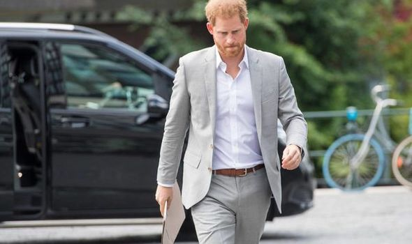 Prince Harry is flying back to the UK for Philip's funeral