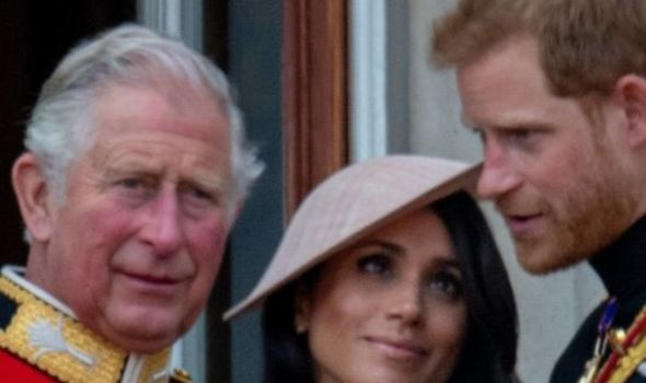 Prince Harry is reported to have not met his father Prince Charles in the UK