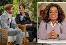 Prince Harry meghan markle Oprah Winfrey
