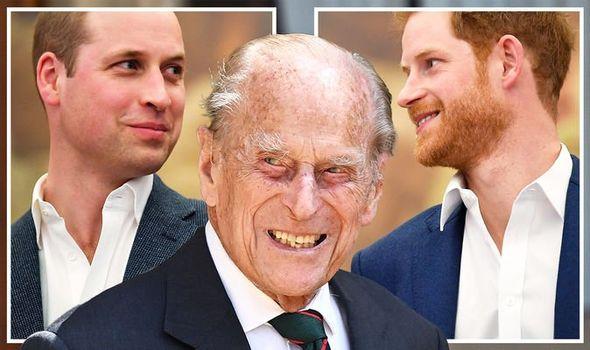 Prince Harry v Prince William