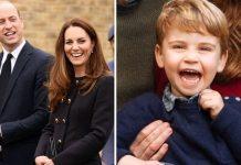 Prince Louis news