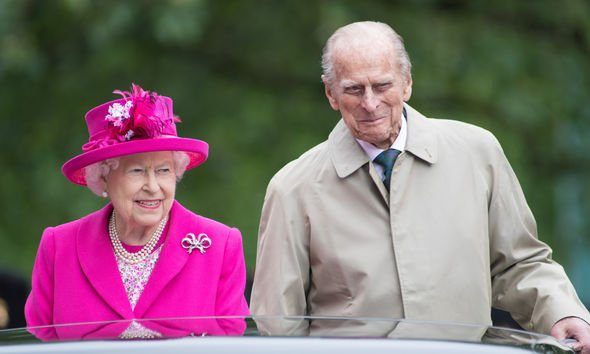 Prince Philip: Queen and Prince Philip
