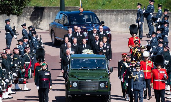 Prince Philip: The Duke of Edinburgh's funeral car was 16 years in the making and designed by him