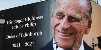 Prince Philip funeral latest