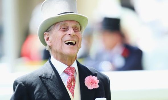 Prince Philip had 'twinkle in his eye right to the end'