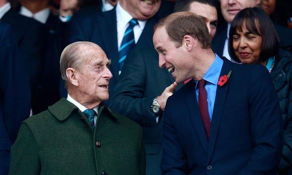 Prince Philip: Prince william prince philip