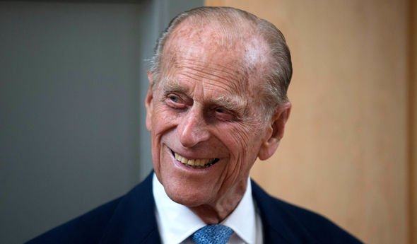 Prince Philip passed away last Friday