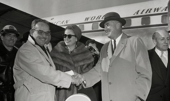 Prince Rainier: John is said to have been outraged on hearing Rainier's dowry request
