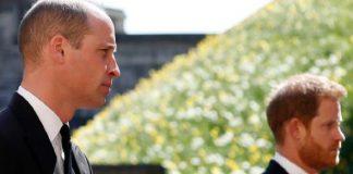 Prince William Prince Harry news latest update